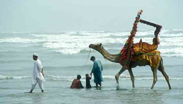 Beaches of Pakistan