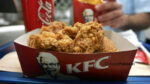 KFC serving non halal food