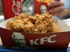 KFC serving non halal food