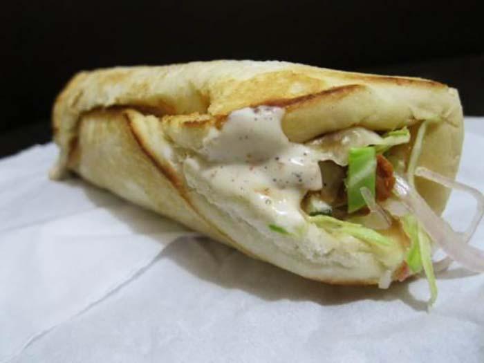 Waqae Bara Shawarma