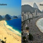 reality vs expectation