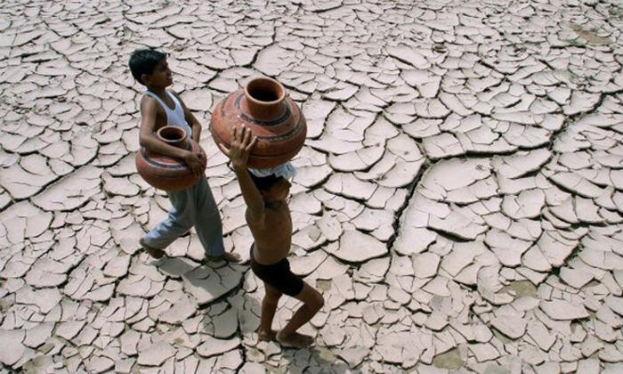 water crisis in pakistan drought