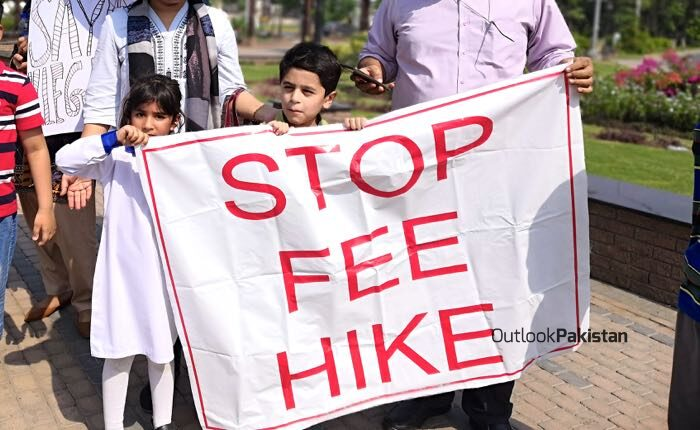 Insane fee hike by private schools in Pakistan and the miserable parents
