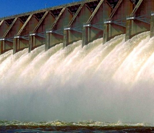 water crisis and dam fund