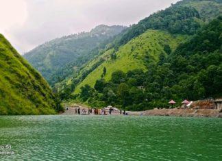 Samundar Katha Lake KPK Nathiya Gali Pakistan